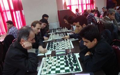 تیم شطرنج شهرداری خمام و مقام چهارم در مسابقات لیگ برتر گیلان