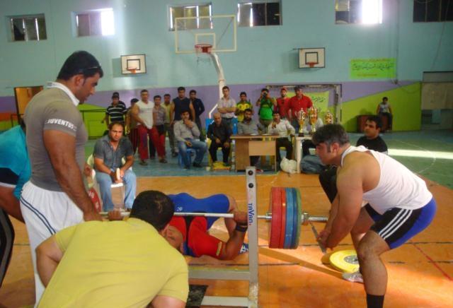 کسب مقام اول پرس سینه در مسابقات کشوری ردهی پیشکسوتان