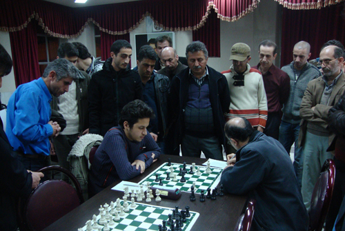 نتایج لیگ برتر و لیگ دستهیک شطرنج گیلان در هفتهی دهم