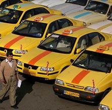خمام - افزایش کرایهی تاکسیها به تصویب شورای شهر خمام نرسیده است