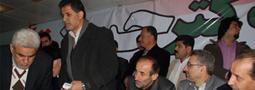 خمام - دکتر حسن تامینی، نمایندهی اول شهرستان رشت و حومه شد