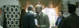 خمام - دیدار از خانوادههای معظم شهدای فرهنگی و دانشآموز منطقه