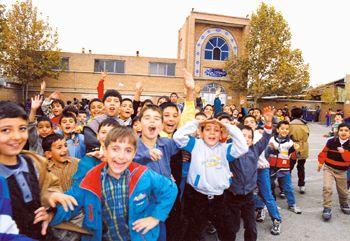 خمام - آغاز ثبت نام نوآموزان بدو ورود به دبستان در گیلان