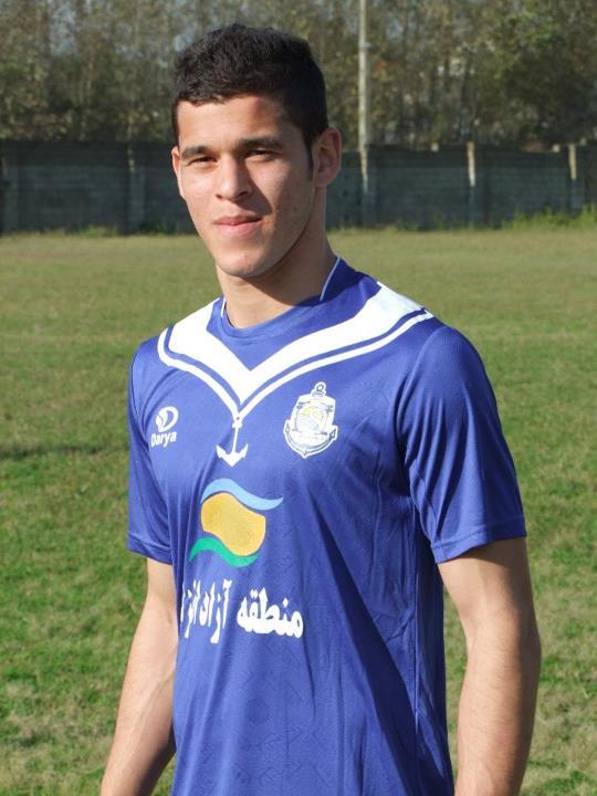 مصاحبه با حسام یعقوبی، کاپیتان تیم امید ملوان بندرانزلی