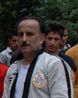 مصاحبه با سیدحسن شعاع هاشمی، پیشکسوت و مربی کونگ فو خمام