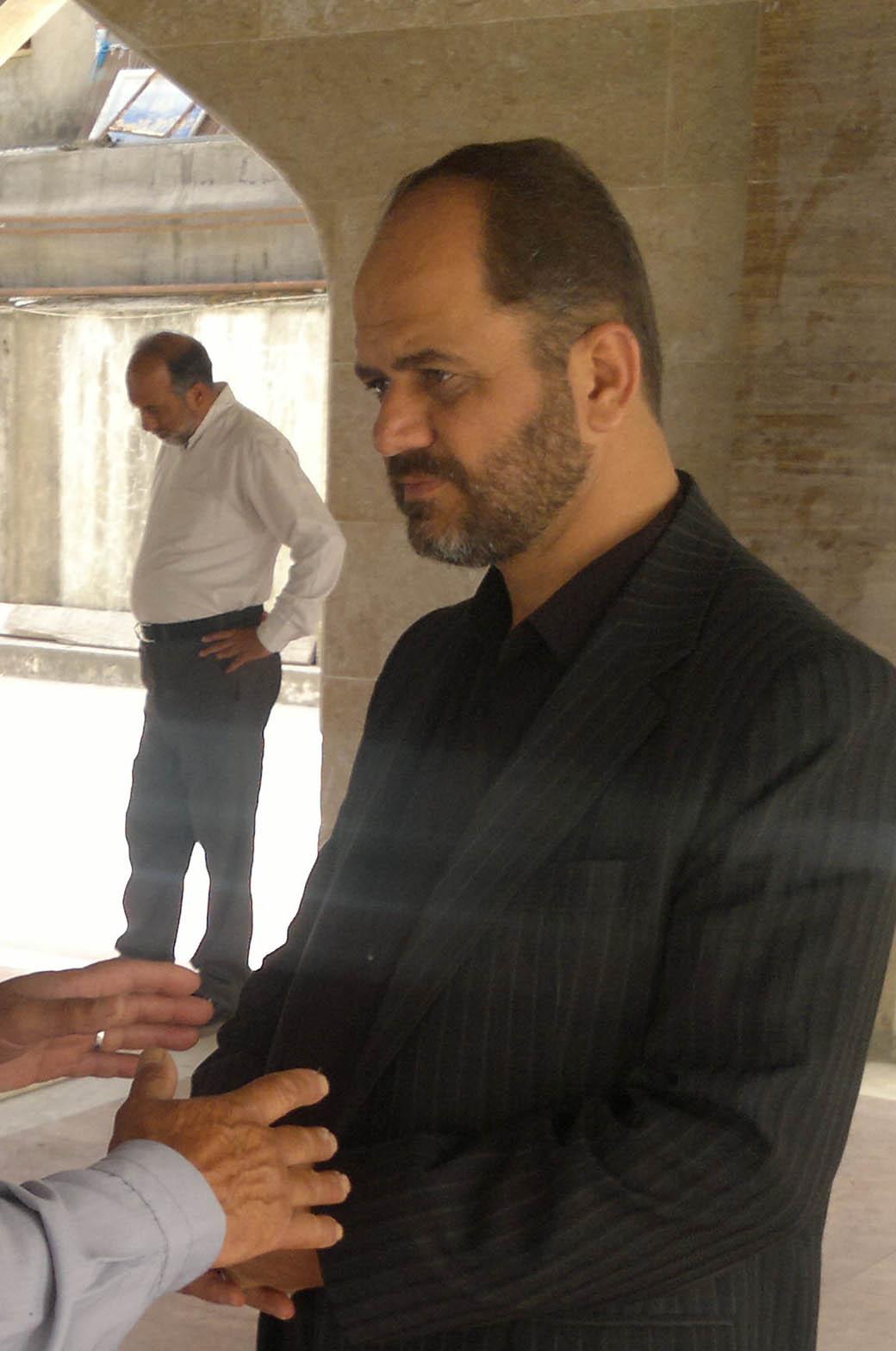 مهرداد مکرمی: مزار شهدای مسجد جامع خمام تا دو ماه آینده تکمیل خواهد شد
