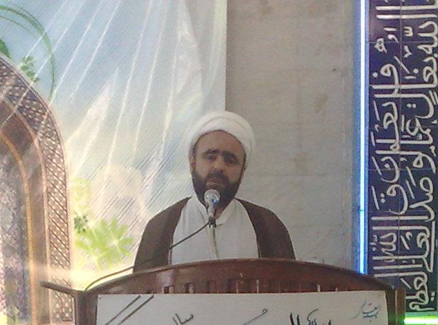 خمام - امام جمعه: دشمنان غربي به دنبال عدم استقبال ملت از انتخابات هستند