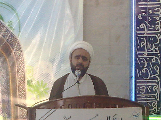 خمام - امام جمعه: ما مجوز غيرقانوني نمي خواهيم تا در برابرش امتياز نامعقول بدهيم