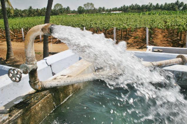 خمام - وام خرید پمپ آب برای کشاورزان
