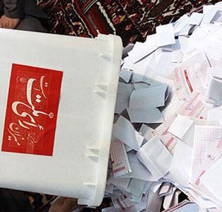 نتایج نهایی انتخابات شورای شهر خمام بصورت رسمی اعلام شد