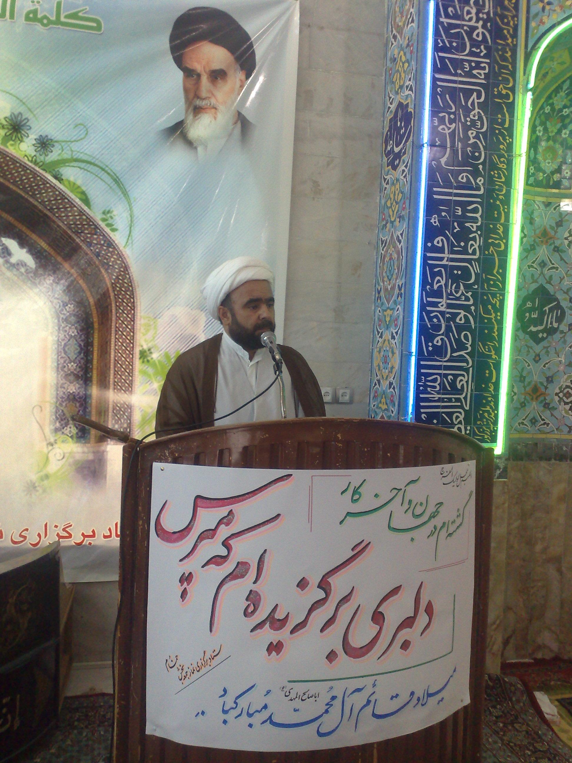 خمام - امام جمعه: دشمنان حرفي که در دنيا خريدار داشته باشد عليه ما ندارند