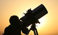 خمام - برگزاری کارگاه علمی نجوم و رصد ستارگان