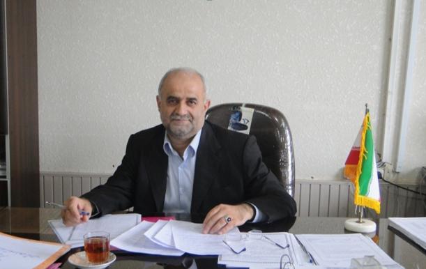 خمام - ديدار تعدادي از اعضاي جدید شوراي شهر با رئيس اداره آموزش و پرورش