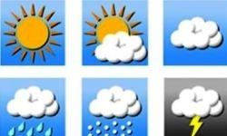 خمام - بارش باران تا پایان هفته ادامه دارد