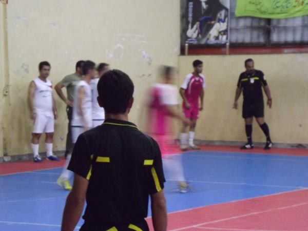 مسابقات فوتسال جام رمضان خمام به مرحلهی ردهبندی و فینال رسید