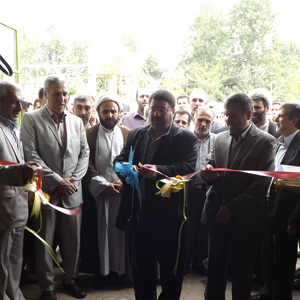 افتتاح پروژهی پرورش ماهیان خاویاری در روستای کتکول دافچاه