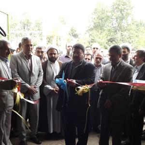 خمام - افتتاح پروژهی پرورش ماهیان خاویاری در روستای کتکول دافچاه