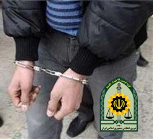 خمام - یکی از فروشندگان عمدهی مواد مخدر دستگیر شد