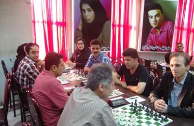 خمام - حضور 3 تیم از خمام در مسابقات لیگ برتر، دستهی یک و دستهی دو شطرنج گیلان