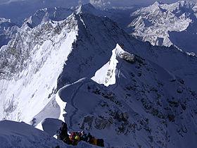 خمام - برنامهی هیئت کوهنوردی خمام برای صعود دو روزه به قلهی 3574 متری الوند همدان