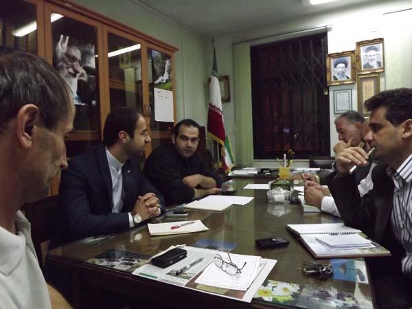 اولین جلسهی شورای اسلامی شهر خمام بصورت فوقالعاده برگزار گردید