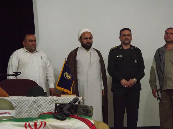 مراسم افتتاحیهی پایگاه بسیج اصناف خمام در کانون شهید حقشناس برگزار شد