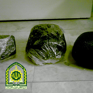 خمام - کشف 6 کیلوگرم مواد مخدر از نوع تریاک توسط عوامل فرماندهی نیروی انتظامی خمام