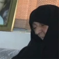 خمام - گفتگو با مادر شهید نادر نژادی