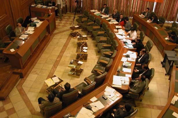 خمام - علیرضا عبدی بهعنوان نمایندهی مردم خمام در شورای شهرستان رشت انتخاب گردید