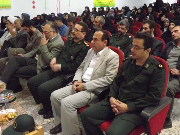 برگزاری مراسم بزرگداشت دههی امامت و ولایت در کانون شهید حقشناس خمام
