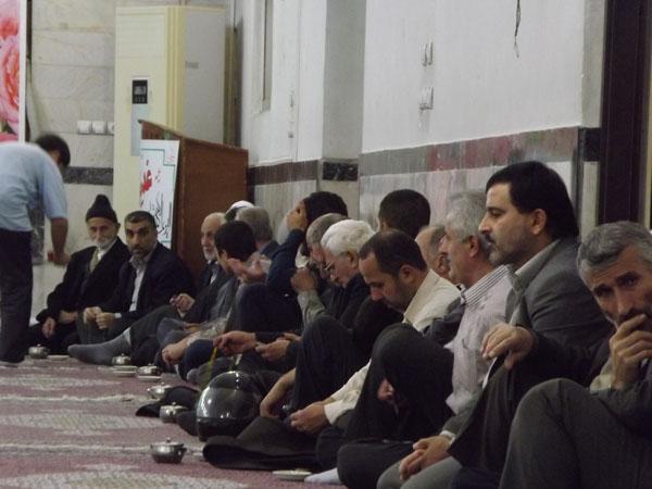 خمام - مراسم عید سعید غدیر خم در آستان مقدس امامزاده حسن (ع) خمام برگزار شد