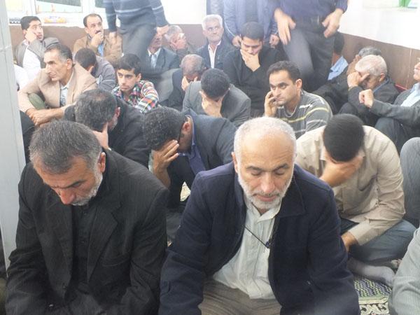 خمام - ششمین یادوارهی شهدای والامقام روستای فرشکی چوکام برگزار شد