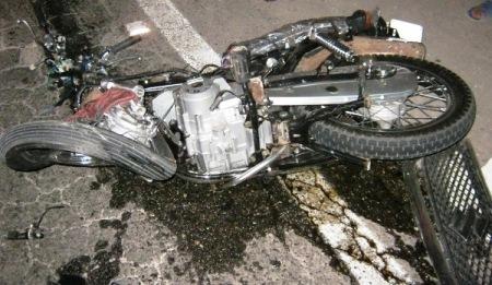 فوت راکب موتورسیکلت در برخورد با پیکان