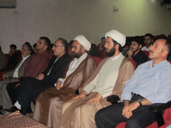 مراسم اختتاميهی طرح تابستانهی کانون فرهنگي تبليغي امام رضا (ع)