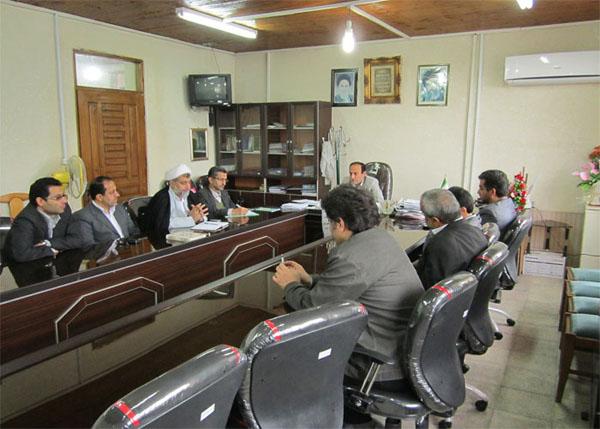 خمام - برگزاری ستاد شانزدهمین دوره از انتخابات شورای اسلامی دانشآموزی منطقهی خمام