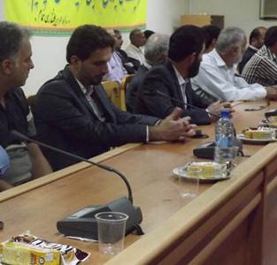 خمام - اعضای هیئت رئیسهی شورای بخش خمام مشخص شدند