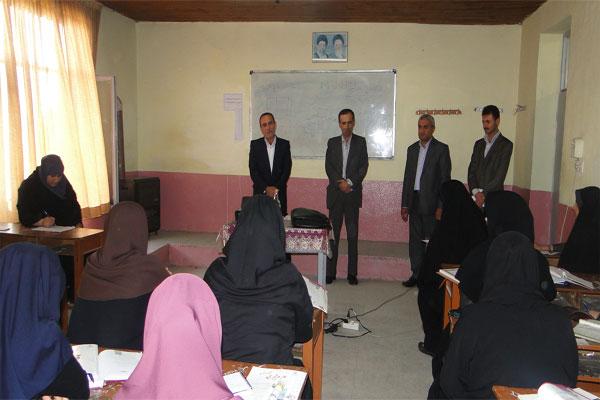 خمام - برگزاري كارگاههای آموزشي مقطع ابتدايي
