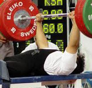 خمام - کسب 2 مدال طلا و 2 مدال نقره در مسابقات پرسسینهی قهرمانی کشور