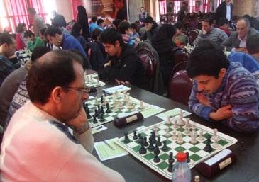 خمام - حضور 4 شطرنجباز خمامی در چهارمین دوره از مسابقات شطرنج جام دریا