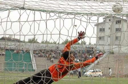 حضور تیم شهرداری خمام در رقابتهای فوتبال لیگ جوانان گیلان