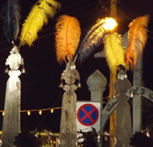 خمام - ممنوعیت حمل عَلَم توسط دستههای عزاداری در خیابانهای خمام برداشته شد
