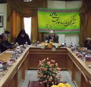 جلسهی پیشگیری و مبارزه با بیماریهای مشترک بین انسان و دام برگزار شد