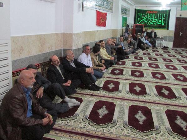 خمام - اعضای هیات امنای مسجد سیدالشهداء (ع) خمام مشخص شدند