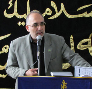 حسين کشته شدهي امر به معروف و نهي از منکر است / او شهيد جهل امت است