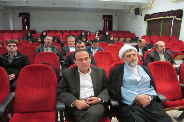 جلسهی هماندیشی معاونین پرورشی آموزش و پرورش منطقهی خمام برگزار شد