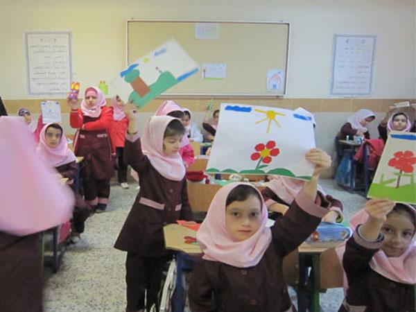 خمام - طرح «يكروز بدون كيف» در مدرسهی ابتدایی شهید بصارتی 2 اجرا شد