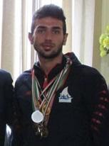 گیلان قهرمان رقابتهای کایاک کشور شد