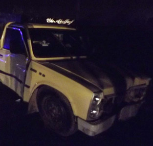 برخورد خودرو با تیرچراغبرق موجب قطع برق بخشی از کمربندی و 2 خیابان شد