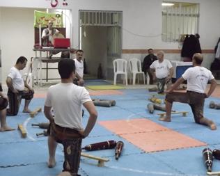 خمام - همایش ورزش زورخانهای برگزار شد