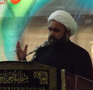 خمام - تاثیر حماسهی اربعین در احیای مکتب اسلام کمتر از عاشورا نیست